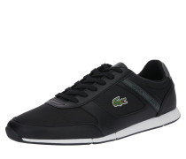 9e1b4e743ce3d6 Sneaker schwarz. Lacoste