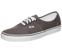 Sneaker Authentic grau