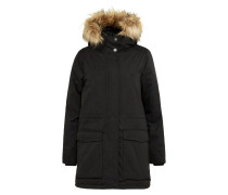 Winterparka 'Fly High 2' schwarz