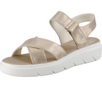 Sandalen greige