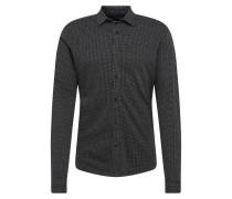 Hemd 'onsESBEN LS Jacquard Knitted Shirt'