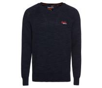 Pullover 'orange Label Cotton Vee'