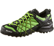 Schuhe 'Wildfire' gelb / schwarz