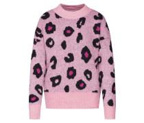 Pullover 'Leo' mischfarben / rosa