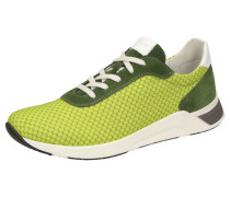 Sneaker 'Natovan-700' grün / neongrün / weiß