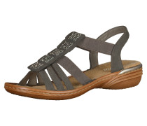 Sandalen taupe