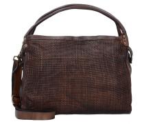 Edera Handtasche aus Leder 37 cm