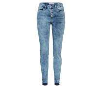 Jeans '1981 Exposed Button' blue denim