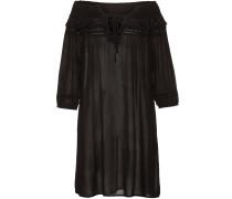 Kleid 'Boho Beach' schwarz