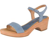 Sandalen rauchblau