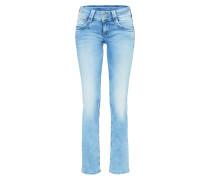 'Gen' Straight Leg Jeans hellblau