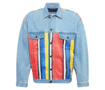 Jacke blue denim / mischfarben