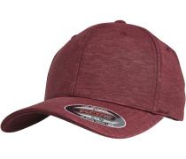 Cap ' Natural Melange' burgunder