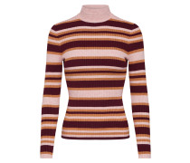 Pullover 'gianna' rosa / weinrot