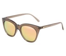 Sonnenbrille 'Halfmoon Magic' creme