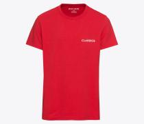 T-Shirt 'RN Classics Tee' rot