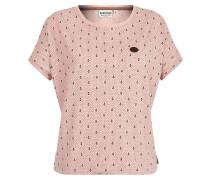 Shirt 'Dick S.Ding' rosa