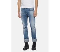 Jeans 'grover Fort Denim' blue denim