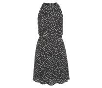 Kleid 'Chili' schwarz / weiß