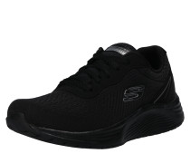 Sneaker 'skyline' schwarz