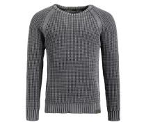 Pullover 'tope' grau