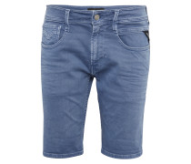 Shorts 'anbass' blue denim