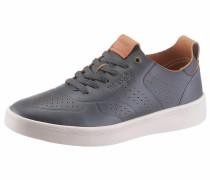Sneaker 'Micky Free' navy / braun