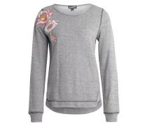 Sweater graumeliert / mischfarben