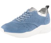 Sneaker 'Karlie' royalblau
