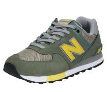 Sneaker 'ml574 F' khaki / oliv
