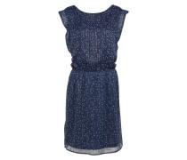 Kleid 'Blossa' dunkelblau