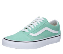 Sneakers 'Old Skool' mint / weiß