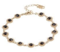 Armband 'Petite Kate' gold / schwarz