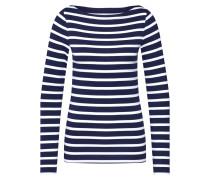 Shirt 'LS MOD Boat Str' navy