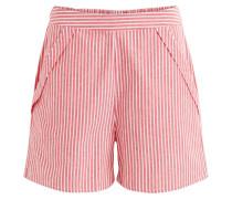 Shorts pink / naturweiß