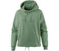 Hoodie grün