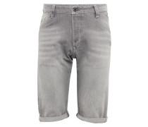 Shorts 'Arc 3D' grey denim
