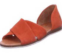 Sandalen dunkelorange