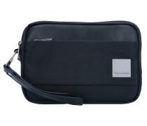 Hip Square Clutch Tasche 21 cm schwarz