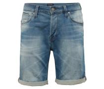 Shorts 'rick' blue denim