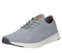 Sneaker hellgrau / weiß