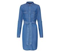 Kleid 'mia' blue denim