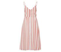 Sommerkleid 'ac2251' rot / weiß