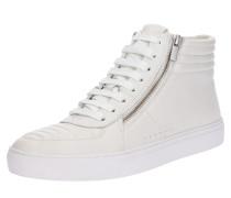 Sneaker 'Futurism' mit Ziersteppung weiß