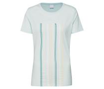 Shirt 'Teblurred' mint