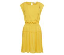 Kleid 'viestrella' gelb