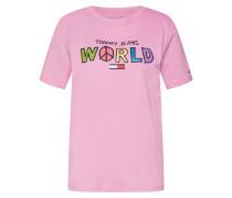 Shirt mischfarben / rosa