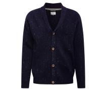 Strickjacke 'Ambitious' navy