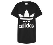 Oversize T-Shirt schwarz / weiß