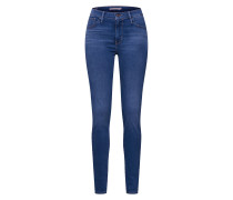 Jeans '720™ Hirise Super Skinny' blue denim